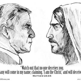 Matthew 24:4-5 Wallpaper