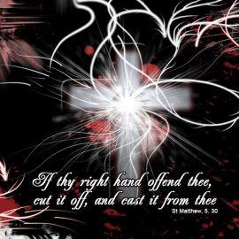 Matthew 5:30 Wallpaper