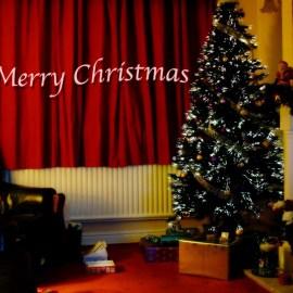 Merry Christmas – Home Wallpaper