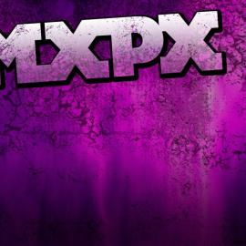 MxPx – Purple Wallpaper
