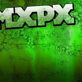 MXPX green Wallpaper