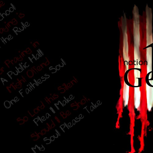Nation Under One God christian wallpaper free download. Use on PC, Mac, Android, iPhone or any device you like.