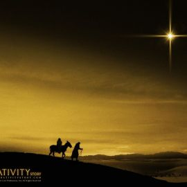 Nativity Story Wallpaper