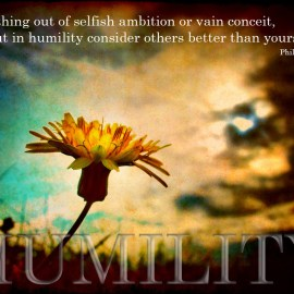 Philippians 2:3 Wallpaper