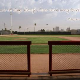 Philippians 4:13 Wallpaper