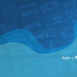 Play < Pray Wallpaper