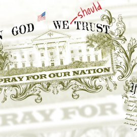 Pray For Our Nation Wallpaper