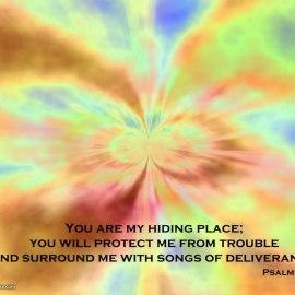 Psal 32:7 Wallpaper