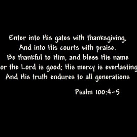 Psalm 10: 4-5 Wallpaper