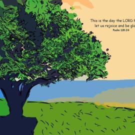 Psalm 118:4 Wallpaper