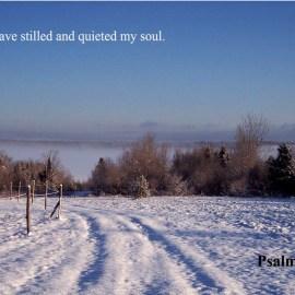 Psalm 131:2 Wallpaper