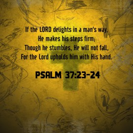 Psalm 37 Wallpaper