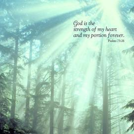 Psalm 73 Wallpaper