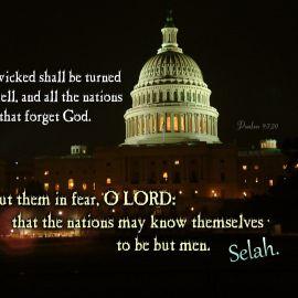 Psalm 9:7-20 Wallpaper