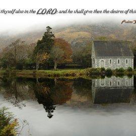 Psalms 37:4 Wallpaper