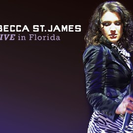 Rebbeca St. James – aLive in Florida Wallpaper