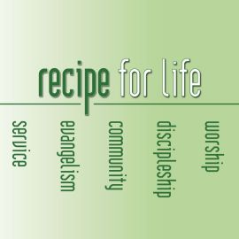 Recipe for Life Wallpaper