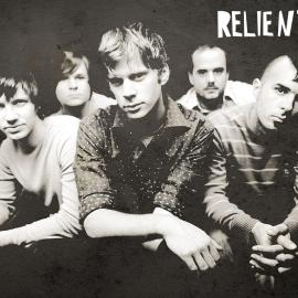 Relient K black & White Wallpaper