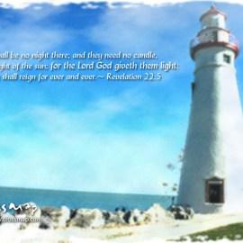 Revelation 22:5 Wallpaper