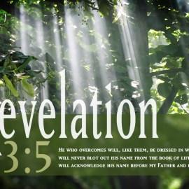 Revelation 3:5 Wallpaper