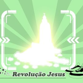 Revolution Jesus Wallpaper