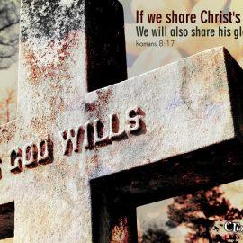 Romans 8:17 Wallpaper