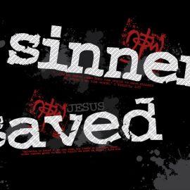 Sinner Saved Wallpaper