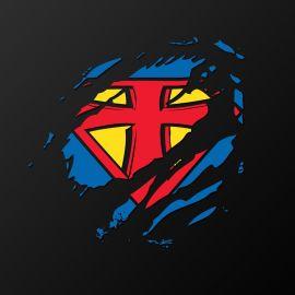Super Jesus Wallpaper