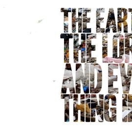 The Earth is the Lord´s Wallpaper