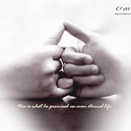 The promise of god christian wallpaper free download. Use on PC, Mac, Android, iPhone or any device you like.