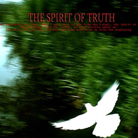 the spirit of truth Wallpaper