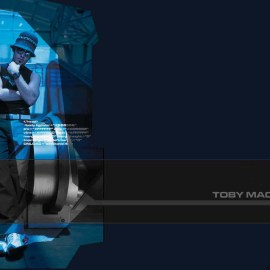 Toby Mac Wallpaper