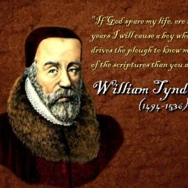 Tyndale Wallpaper