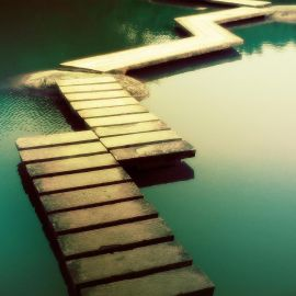 Water green Wallpaper