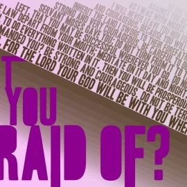 What are you afraid? Wallpaper
