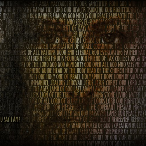 Who do you say I AM? christian wallpaper free download. Use on PC, Mac, Android, iPhone or any device you like.