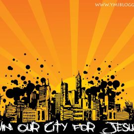 Win your city for Jesus Wallpaper