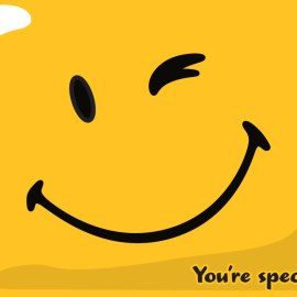 You are Special Wallpaper