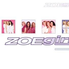 ZOEgirl 4 Wallpaper