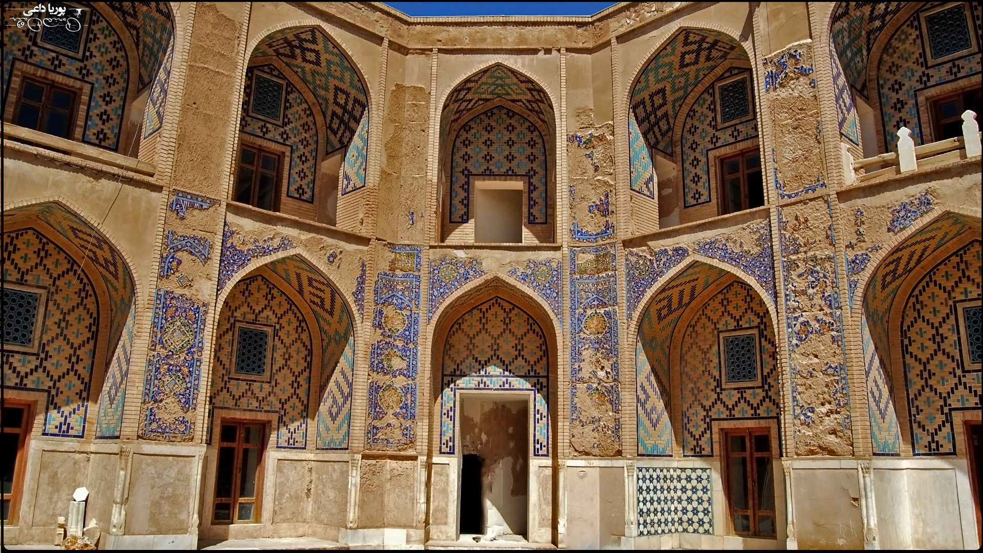 Persan Ancien Persian Architecture Wallpapers Top Free Persian