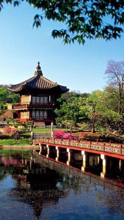 South Korea Landscape Wallpapers - Top Free South Korea Landscape Backgrounds - WallpaperAccess
