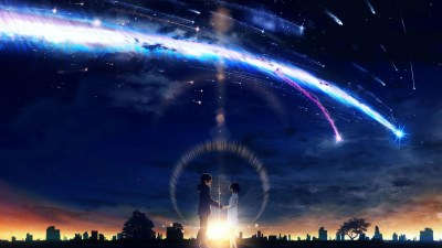 Your Name Anime Landscape Wallpapers - Top Free Your Name Anime Landscape Backgrounds ...