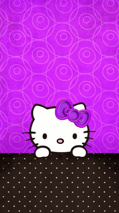 Hello Kitty Leopard iPhone Wallpapers - Top Free Hello ...