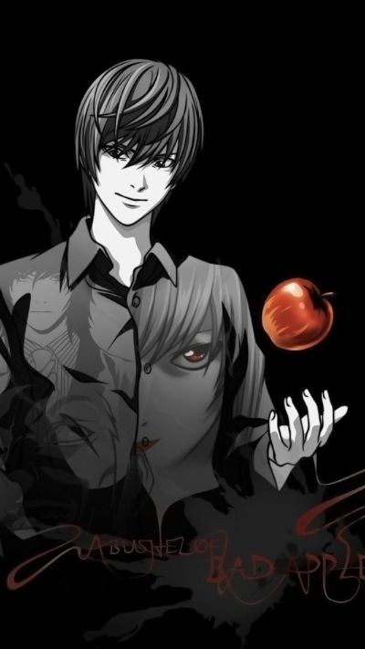 Death Note Phone Wallpapers - Top Free Death Note Phone Backgrounds - WallpaperAccess