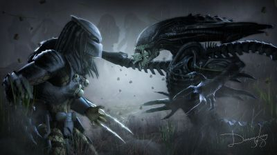 Alien vs Predator Wallpapers - Top Free Alien vs Predator ...