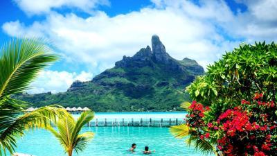 Bora Bora Wallpapers - Top Free Bora Bora Backgrounds - WallpaperAccess