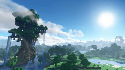 4K Minecraft Wallpapers - Top Free 4K Minecraft Backgrounds - WallpaperAccess