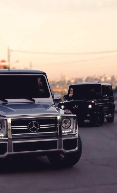 16 Best Free Mercedes G Wagon iPhone Wallpapers - WallpaperAccess