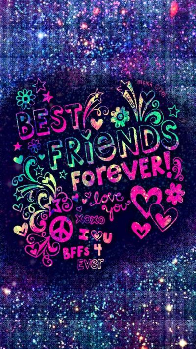 Girly BFF Wallpapers - Top Free Girly BFF Backgrounds - WallpaperAccess