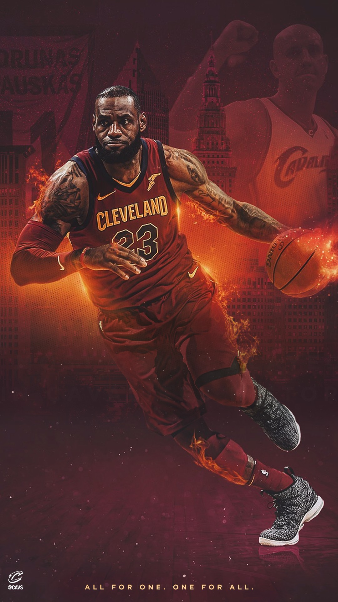 3d Phone Screen Wallpaper Lebron James Iphone Wallpapers 2018 Basketball Wallpapers